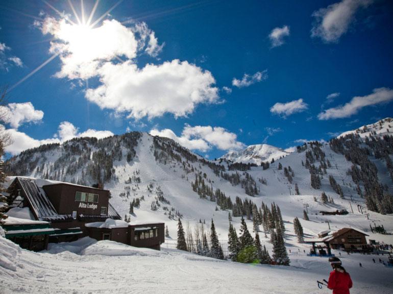 Photo Gallery Alta Lodge Utah Ski Hotels Amp Vacation