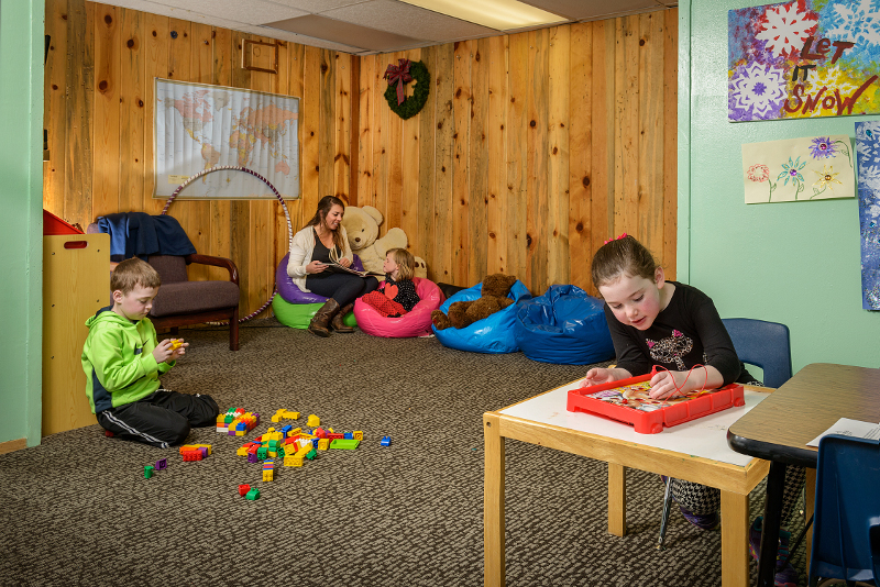 Kids' Club - Kids' Room