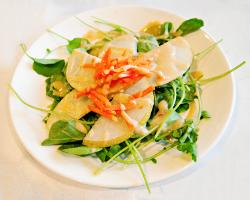 Thai Watercress and Asian Pear Salad250x200
