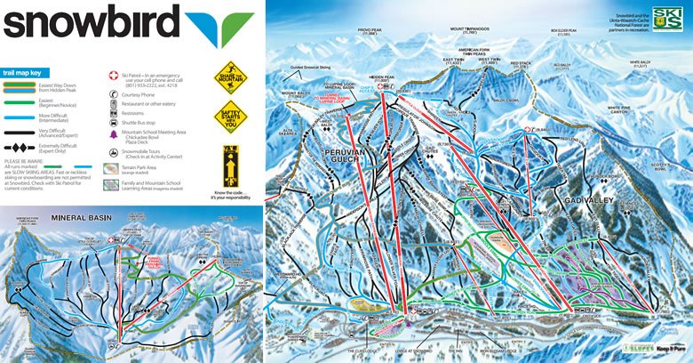 snowbird_trail_map