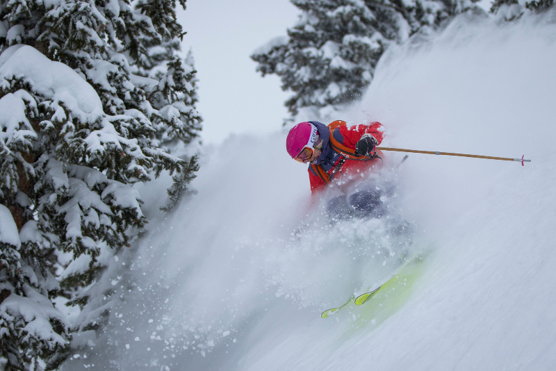 Alta Women's Ski Camp for Advanced to Expert Skiers