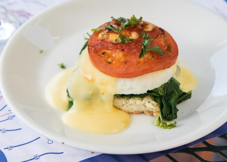Eggs Florentine | Sunday Brunch