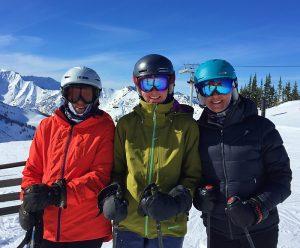 Women's Skills Camp at Alta Ski Area